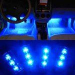 Car Interior Glow Decorative Lamps