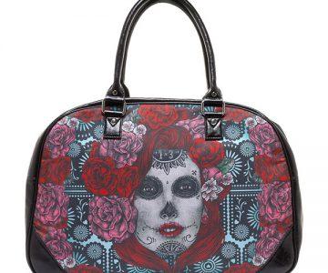 Lady Muerte Tote Bag