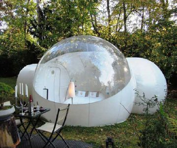 Outdoor Inflatable Bubble Tent