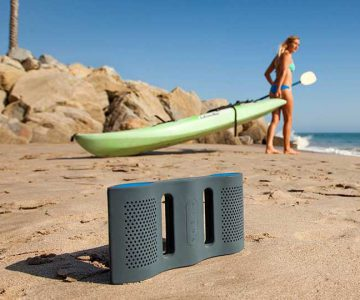 Floatable Waterproof Bluetooth Speaker