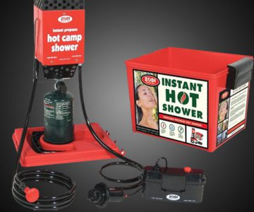 Portable Hot Tap Travel Shower