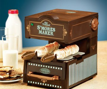 Old Fashioned Smores Maker