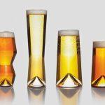 Monti Birra Beer Glasses