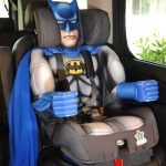 Batman Toddler Booster Child Car Seat