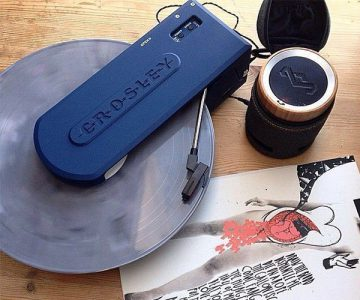 Crosley Revolution Portable Turntable