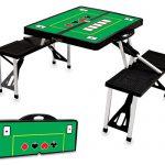 Picnic Time Portable POKER Folding Table