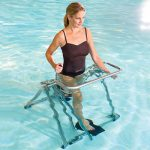 In Pool Exercise Glider