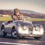 Jaguar XK120 Mini Roadster for Adult's
