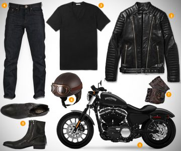 Outfit: The City Cruiser