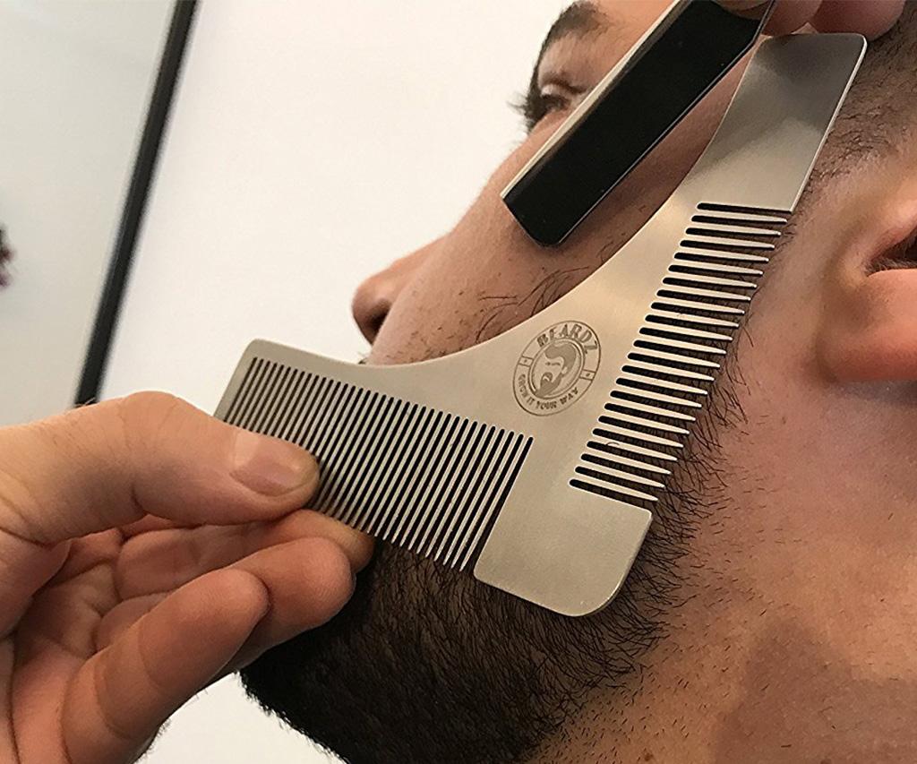 Beard Shaping Tool Kit
