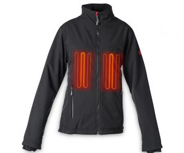 Heated Jacket for the Ladies