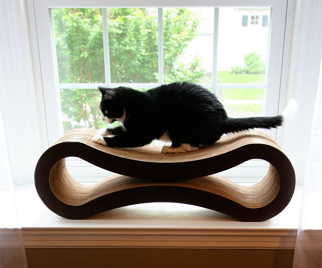 PetFusion Cat Scratcher Lounge - coolthings.us