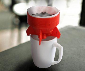 Rocket Fuel Coffee Drip