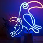 Toucan Bird Neon Light