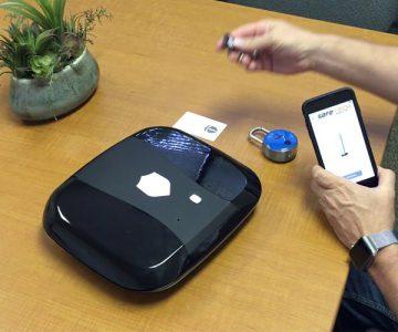 GunBox 2.0 Biometric Handgun Safe