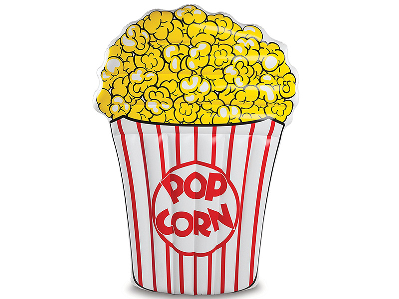 Popcorn Pool Float