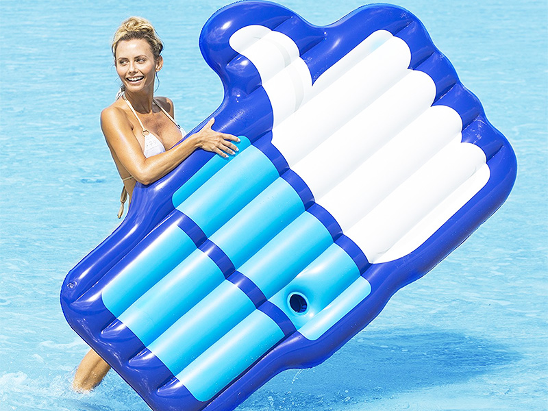 Thumbs Up Pool Float