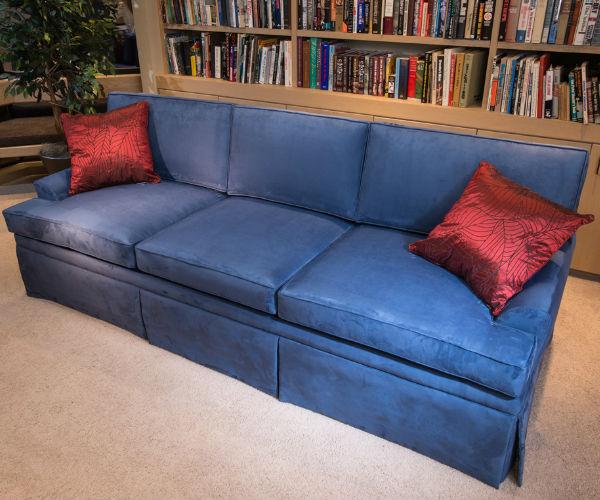 hidden couch
