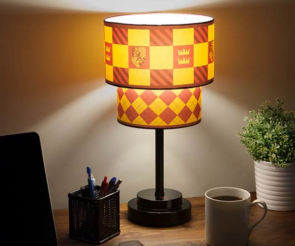 Hogwarts House Harry Potter Table Lamp 187 Cool Sh T I Buy