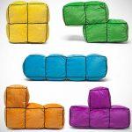 3D Tetris Cushions