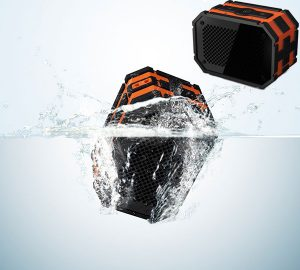 Armor Waterproof Bluetooth Speaker