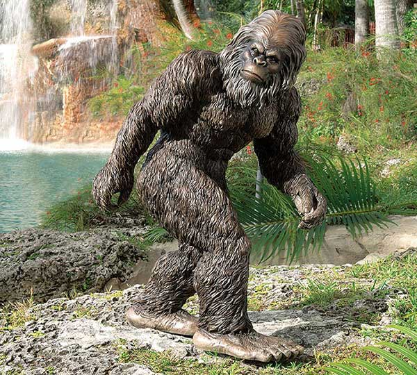 Bigfoot Giant Yeti