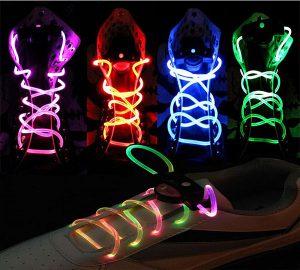 Glow LED Shoelaces