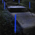 Glowing Ground Stakes