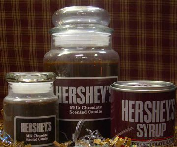 Hersheys Scented Candle