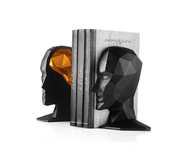 Knowledge in the Brain Bookends