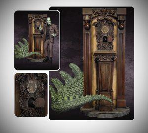 Munsters Nevermore Cuckoo Clock