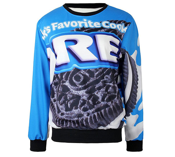 Oreo Cookie Sweatshirt