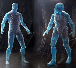 Prometheus Series 3 Action Figures