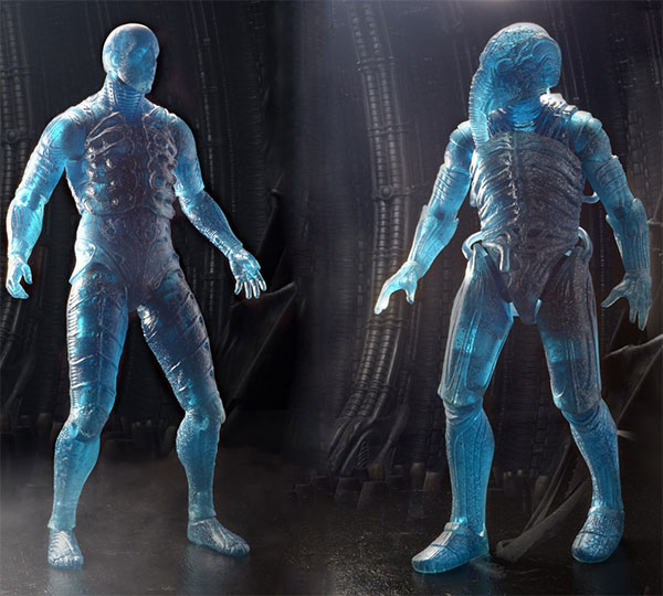 Prometheus Series 3 Action Figures