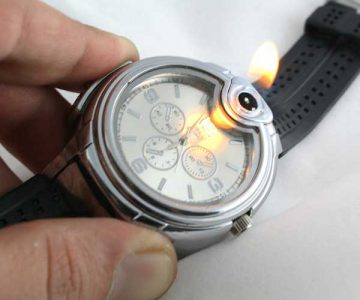 Real Watch Lighter