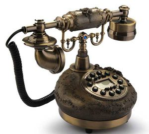 Retro Desk Telephone