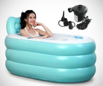 SPA Inflatable Bath Tub