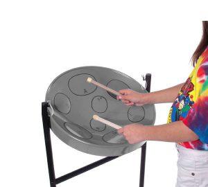 Steel Drum Percussion Instrument
