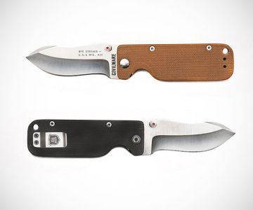 Striker Folding Knife