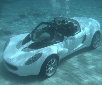 Submarine Sports Car