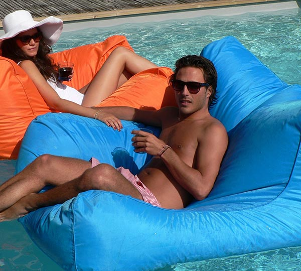 Swimming Pool Sofa