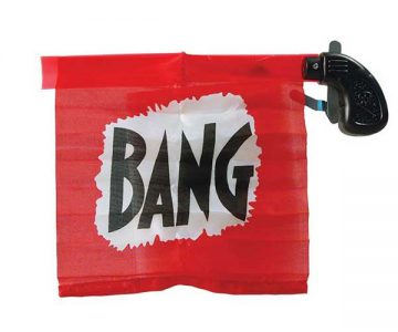 The Bang Flag Gun