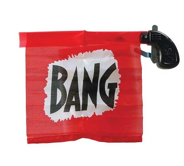 The Bang Flag Gun
