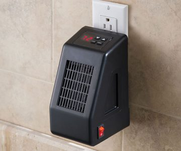 The Wall Space Heater