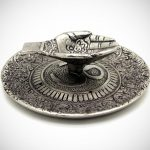 Tibetan Incense Burner Hand