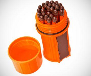 Waterproof Matchstick Case