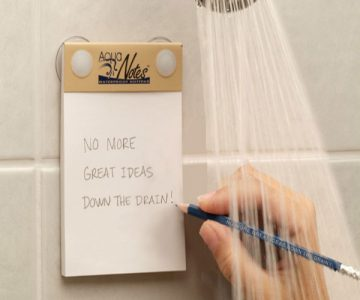 Waterproof Paper Notepad