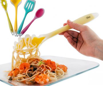 YumYum Silicone Kitchen Utensil