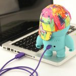 Audiobots Bluetooth Powered SpeakerBot