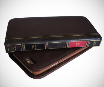 Chapter XVI The Book for iPhone 6 Case